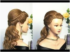 Simple Prom Hairstyles Youtube 611 Best Prom Hairstyles Images