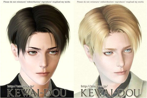 Sims 3 Hairstyles Pack Download Sims 3 Hair Hairstyle Male the Sims