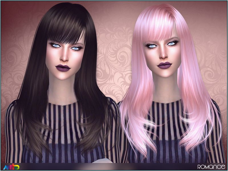 Sims 4 Hairstyles Female Download Shoulder Length Hair for Your La S Found In Tsr Category Sims 4