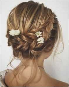 Wedding Hairstyles Long Hair Put Up 768 Best Bridesmaid Hair Images In 2019