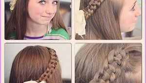 1 Minute Hairstyles for School Easy 1 Minute Hairstyles for Short Hair Hairstyles