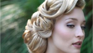 1940s Wedding Hairstyles October 2012