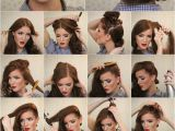1940s Womens Hairstyles How to Create 183 Best 40 S Hairstyles Images On Pinterest