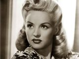 1940s Womens Hairstyles How to Create 1940s Hairstyles Memorable Pompadours Betty Grable