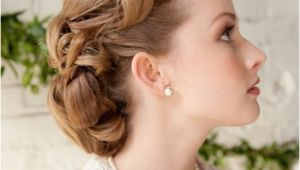 1950 S Wedding Hairstyles for Long Hair 1950 S Wedding Hairstyle I Would Love to See the Rest Of This by