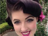 1950 Womens Hairstyles 40 Pin Up Hairstyles for the Vintage Loving Girl