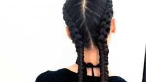 2 French Braid Hairstyles 35 Two French Braids Hairstyles to Double Your Style