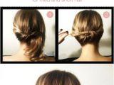 3 Easy Hairstyles for Short Medium Hair Short Stuff Hair Envy