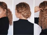 3c Easy Hairstyles Short 3c Curly Hairstyles New 3 Super Easy Hairstyles for 3b 3c