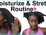 4c Hair Very Tangled A Moisturize 4c Natural Hair & No Heat Stretch Routine