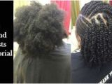 4c Medium Length Hairstyles How to Two Strand Twists On 4b 4c Natural Hair Braids