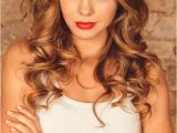 5 Easy Hairstyles for Curly Hair How to Curl Your Hair with A Curling Wand In 5 Easy Steps