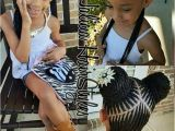 7 Cute Hairstyles with Just A Pencil Black Little Girl Hairstyles Black Hairstyles In 2019