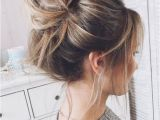 A Cute Bun Hairstyle 47 Messy Updo Hairstyles that You Can Wear Anytime Anywhere