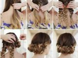 A Simple Hairstyle for School Cool Cute Easy Hairstyles for Medium Length Hair for School