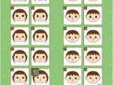 Acnl Hairstyle List Animal Crossing New Leaf Save Editor Page 43