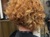 Angled Bob Haircut for Curly Hair 60 Most Delightful Short Wavy Hairstyles