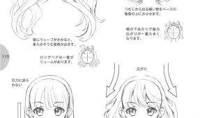 Anime Girl Hairstyles Tutorial Tutorial Hair How to Draw Pinterest