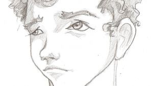 Anime Hairstyles Curly Curly Head Boy by Madizrviantart On Deviantart