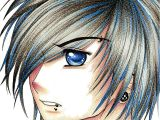 Anime Hairstyles Emo Thinking Of Changing My Hair Anime Drawings