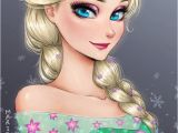Anime Princess Hairstyles these Stunning Anime Inspired Disney Princesses are Full Eastern