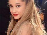 Ariana Grande Hairstyles Half Up Half Down 1851 Best Ariana Grande Images In 2019