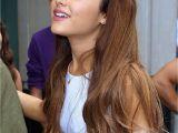 Ariana Grande Hairstyles Half Up Half Down Pin by Alaina On Ariana Pinterest