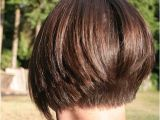 Back Images Of Inverted Bob Haircuts Haircut for Drooping Neck