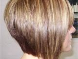 Back Of Bob Haircut Pictures Stacked Inverted Bob Back View Hairstyle Picture Magz