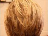 Back View Of Bob Haircut with Layers 30 Popular Stacked A Line Bob Hairstyles for Women
