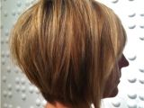 Back View Of Bob Haircut with Layers Popular Short Haircuts for Women Choose the Right Short
