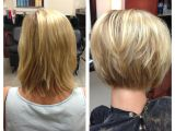 Before and after Bob Haircuts before and after Haircut Niki Nachodsky