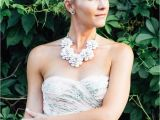 Best Hairstyle for Strapless Wedding Dress 15 Best Wedding Hairstyles for A Strapless Dress