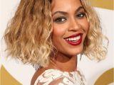 Beyonce Bob Haircut Celebrity Beach Waves Hair 2015 Summer