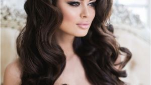 Big Curls Hairstyles for Wedding 34 Romantic Curly Wedding Hairstyles Ideas Magment