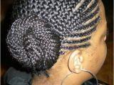 Black Braid Hairstyles In A Bun Braided Hairstyles for Black Women Super Cute Black
