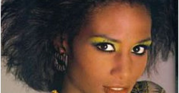 Black Hairstyles 1980 S 20 Best 80s Hair Makeup and Clothes Images