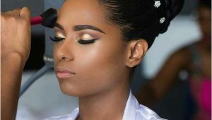 Black Hairstyles for Weddings Updos Wedding Hairstyles for Black Women African American