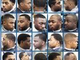 Black Men Haircut Styles Chart Haircut Chart for Black Men Haircuts Models Ideas