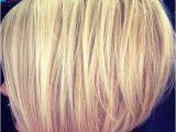 Blonde Graduated Bob Haircut 18 Best Graduated Bob