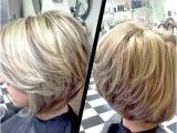 Blonde Graduated Bob Haircut 20 New Bob Hairstyles