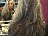 Blonde Grey Hairstyles 60 Gorgeous Gray Hair Styles Hair