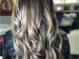 Blonde Hairstyles Dark Roots ash Blonde Balayage Dark Root I Love It Hair Pinterest