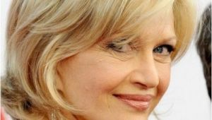 Blonde Hairstyles for Over 50 50 Hot Hairstyles for Over 50 Diane Sawyer S Blonde Chic