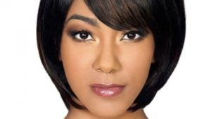 Bob Haircuts with Bangs for Black Women 16 Most Excellent Bob Hairstyles for Black Women