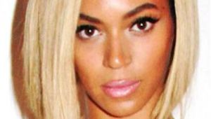 Bob Hairstyles Beyonce Beyonce Inspired Bob Ombre Blonde Human Hair Lace Wigs