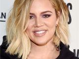 Bob Hairstyles Kardashian the Best Celebrity Lob Haircuts Of 2017
