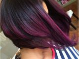 Bob Hairstyles Purple 21 Of the Latest Popular Bob Hairstyles for Women