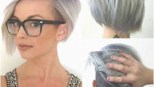 Bob Hairstyles with Glasses Short Hairstyles for Grey Hair and Glasses Unique Bob Cut Hairstyles