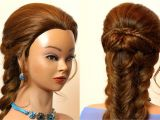 Braid Hairstyles for Long Hair Youtube Long Hair Hairstyles Braids Braided Hairstyle for Long
